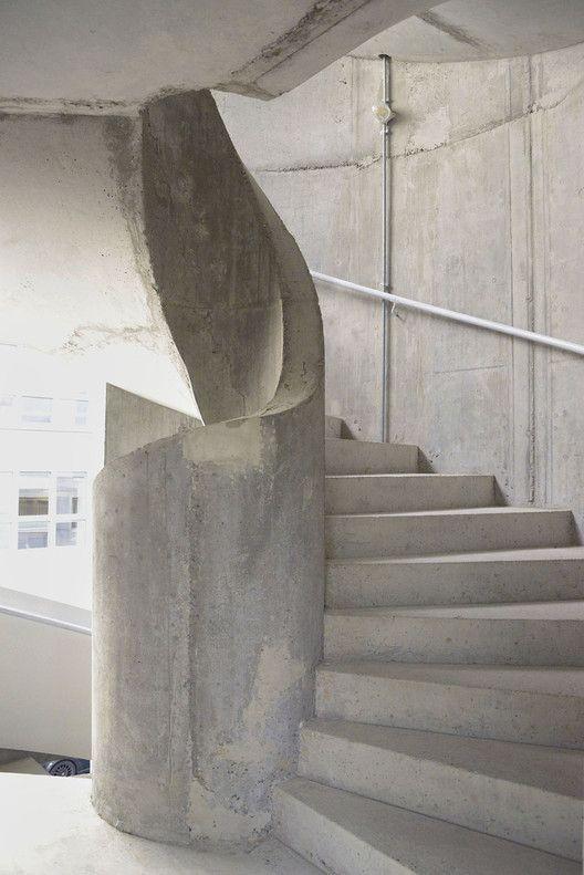 Лестницы из бетона в москве бетон 2021